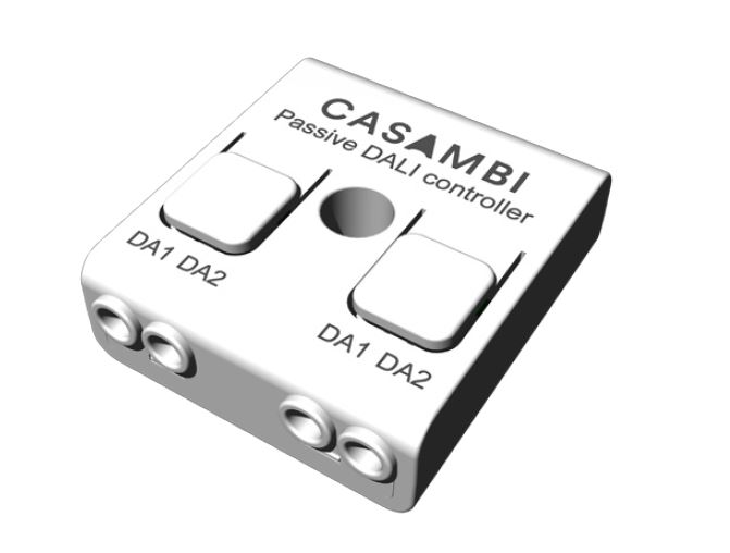 Casambi Lichtsteuerung CBU-DCS DALI