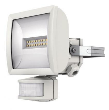 Theben LED-Sensor spotlight 10W 4000K 750lm theLeda EC10 WH white