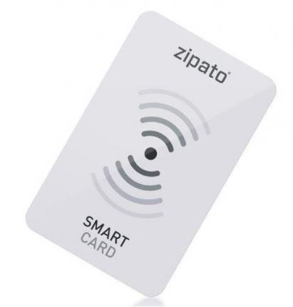 Zipato smart home RFID-Keycard White