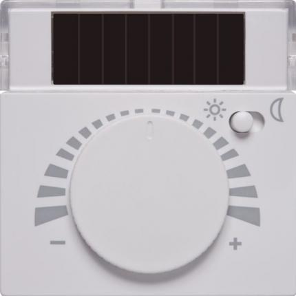 PEHA Smart Home EnOcean Easyclick Raumtemperaturfühler NOVA Weiß