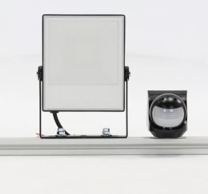LED-Strahler mit Bewegungsmelder EiKO-Züblin 30W