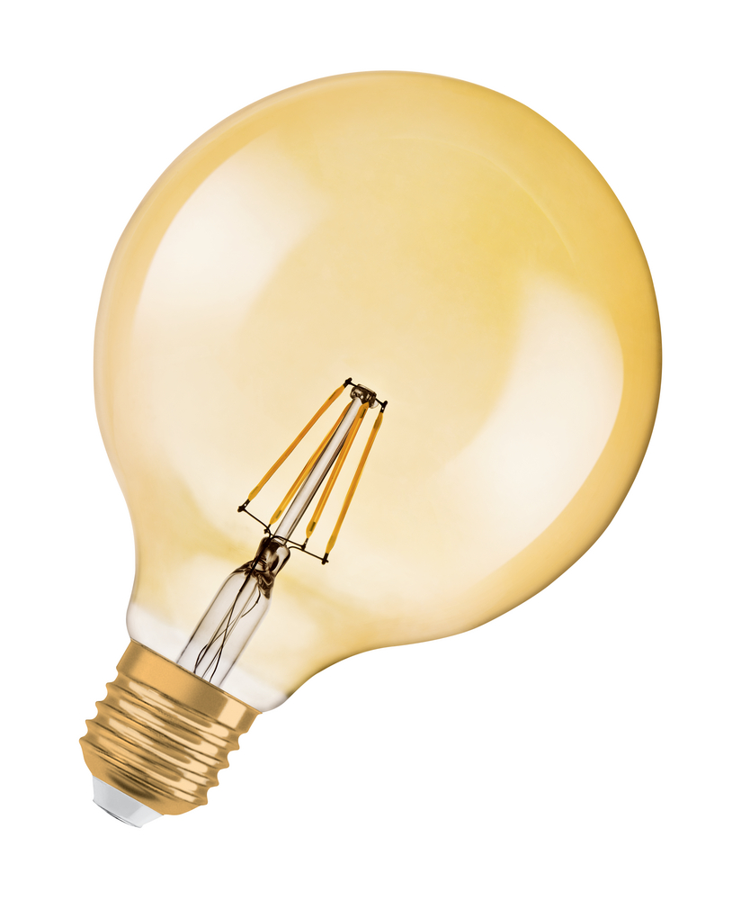 Osram Vintage 1906 LED 55 DIM 7 W/2500K E27