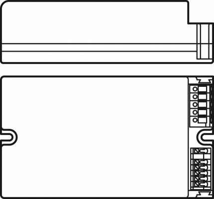 Osram LED-Treiber OT 60/170-240/1A0 4DIMLT2 E