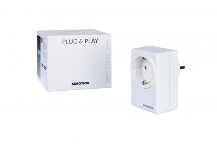 Aimotion 1002W Plug&Play Dimmsteckdose