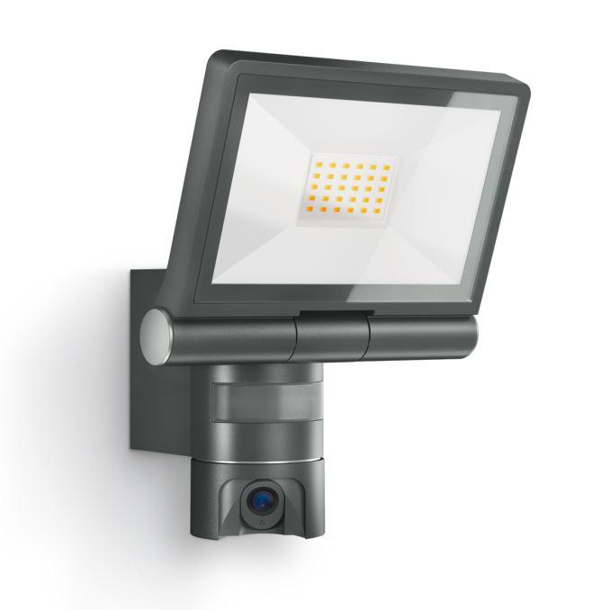 Steinel Kamera LED-Sensoraußenleuchte XLED CAM 1