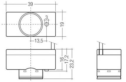 Tridonic SMART Sensor 5D 19f