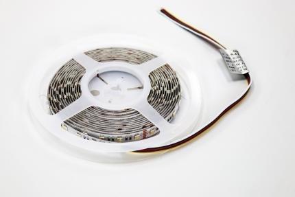 LED-Tape farbig-weiß-RGBW 24V 5m 12mm WELOOM®