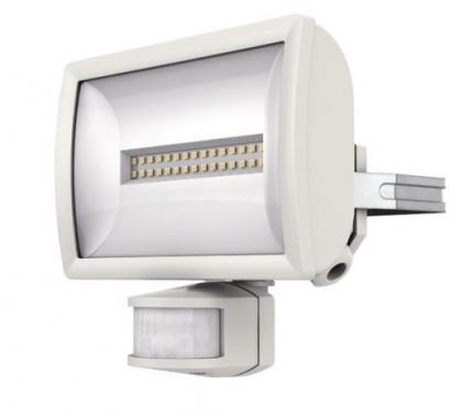 Theben LED-Sensorstrahler 20W 4000K 1500lm theLeda EC20 weiß