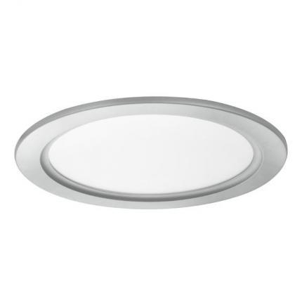 Brumberg LED built-in panel 16W 24V 3000K round silver