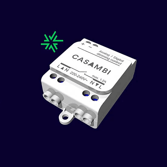 Casambi works with any luminaire