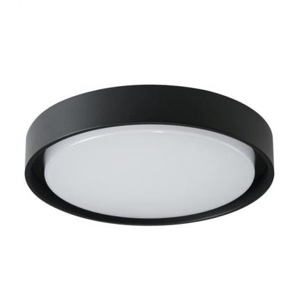 Brumberg LED wall surface mounted light 14W 230V structure black IP54 60107183