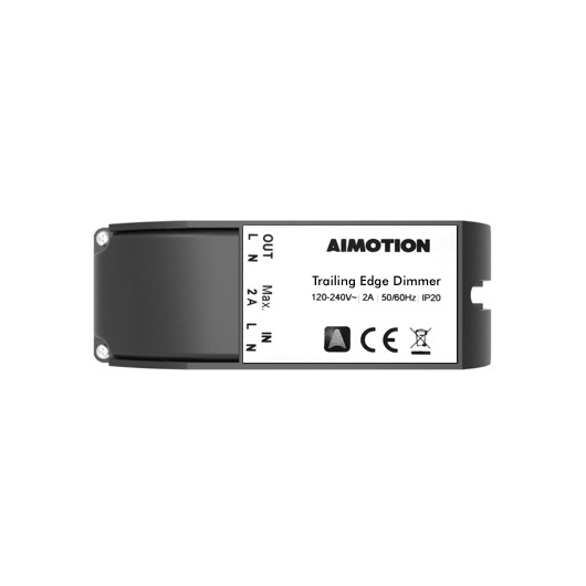 Aimotion 230V Phasenabschnitt Dimmer 460W