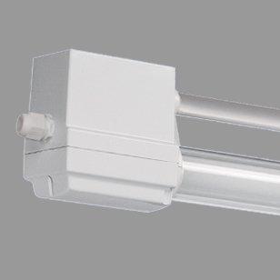 NORKA BREMERHAVEN HT 1X58W, VVG inductive, LSR 50mm silicate glass, wide distribution