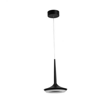 Brumberg LED pendant light 12W 230V round structure black