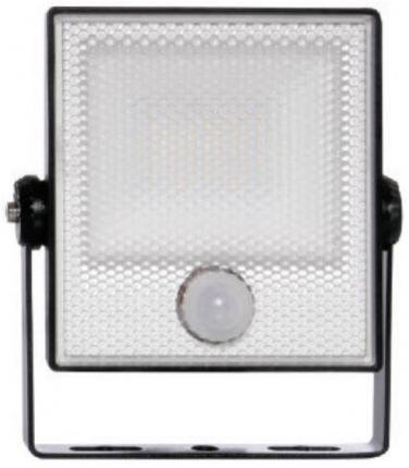EiKO LED-Sensorstrahler Floodlight CAS PIR 20W 220-240VAC 5000K 2000lm IP65