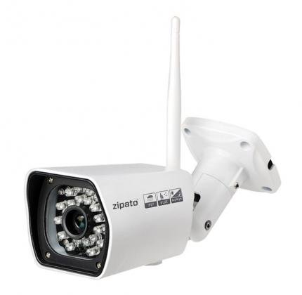 Zipato smart home Outdoor IP-Camera IP66 Wifi