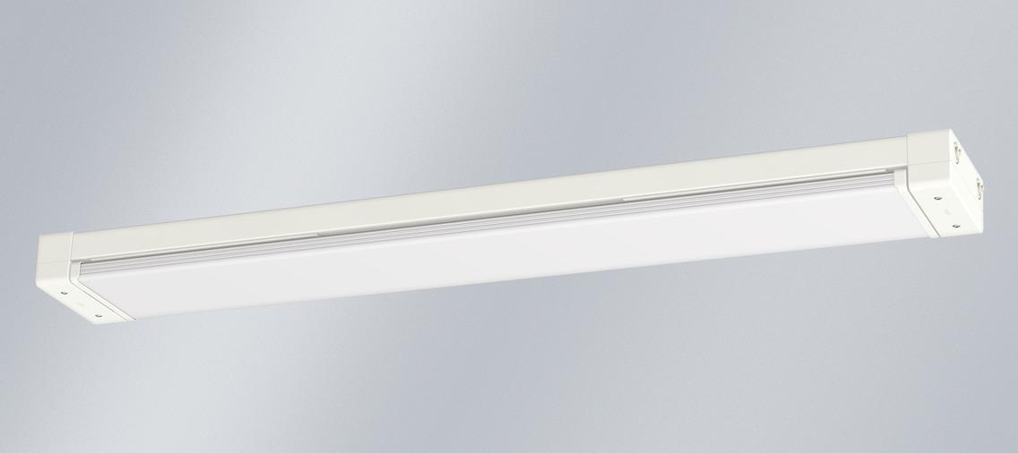 MÜNCHEN LED m1200 6320 lm, PC Tropal® (fracture proof), asymmetric beam