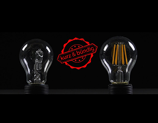 To dim LED-lamps = to dim incandescent- / halogen lamps
