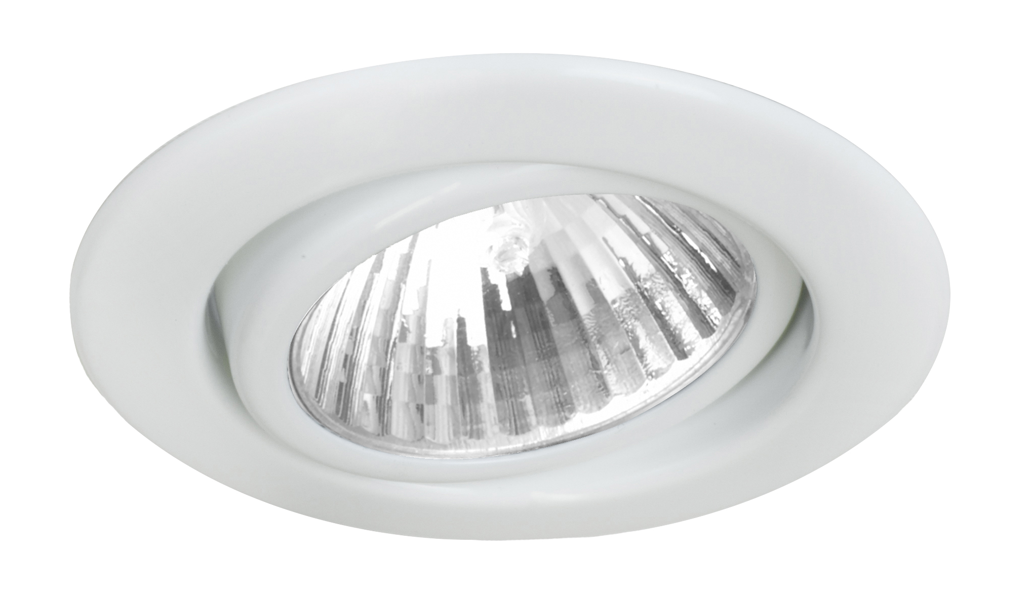 Brumberg high-voltage ceiling recessed spotlight GX5,3 IP20 Max. 50Watt 192807