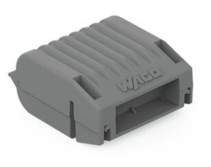 WAGO Gelbox mit Gel ohne Klemmen Größe 1 grau