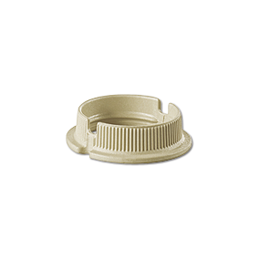 Shade ring thread 20,8 x 2 mm for mains voltage halogen lamps