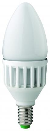 MEGAMAN LED dimmable Candlelight 5W-E14/828