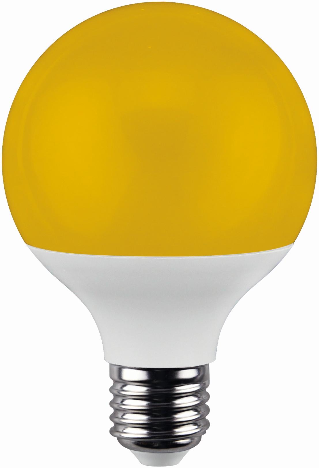Farluma LED Kugel klein Blaulicht-Filter 10W E27