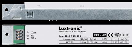 HADLER Luxtronic EVG Linear III 54W
