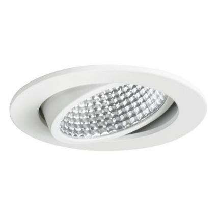 Brumberg LED-Einbaustrahler 12W 230V rund weiß