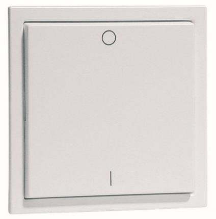PEHA Light Management Easyclick EnOcean Wall Transmitter AURA 2-Channel OFF/ON White