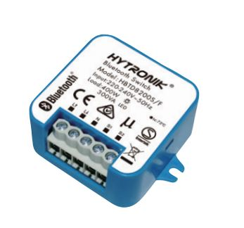Hytronik Bluetooth On-Off LED-Switch HBTD8200S/F
