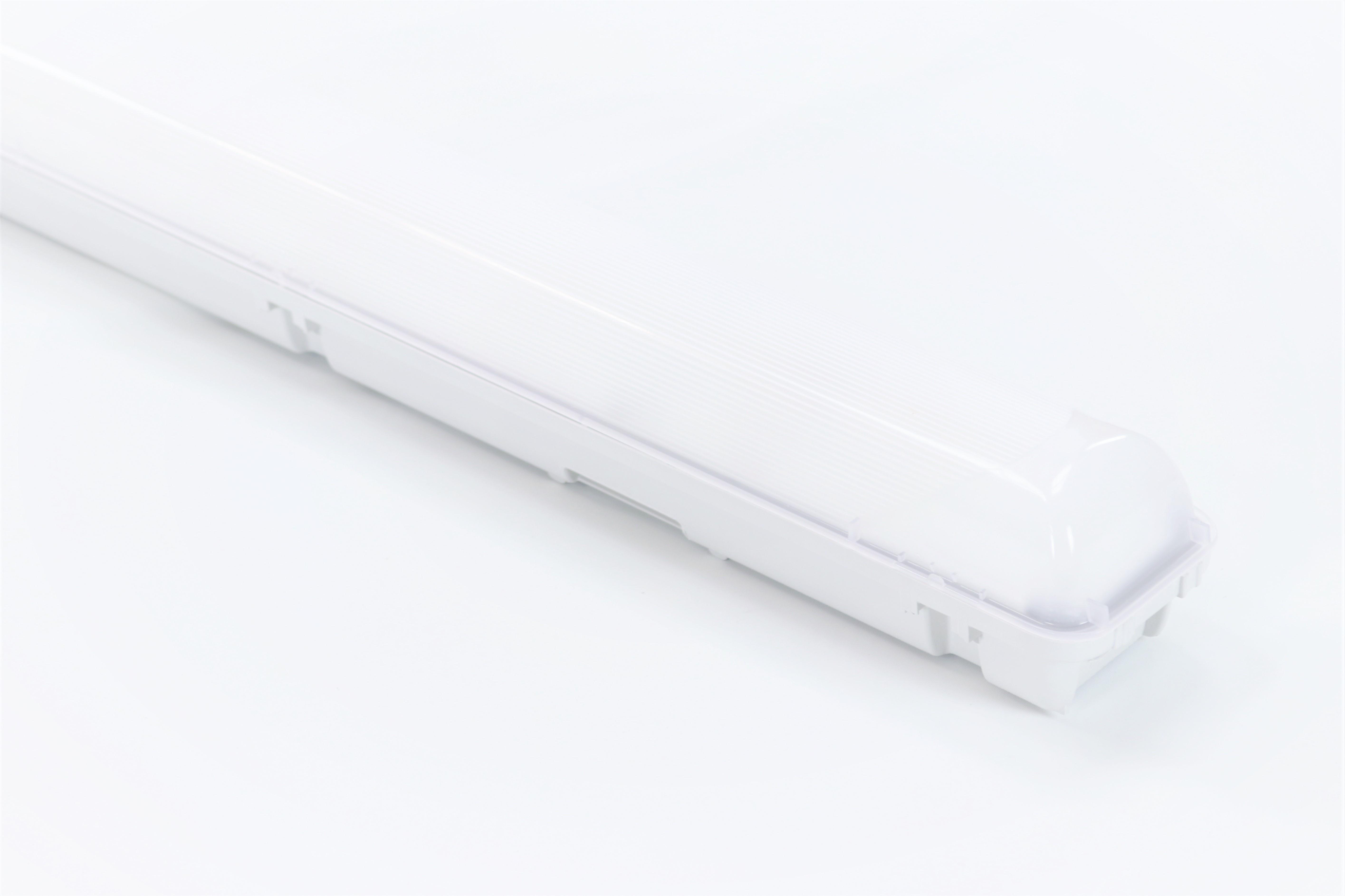 ZALUX LED-Feuchtraumleuchte Oleveon 1500 LED6000-865 ET PMMA