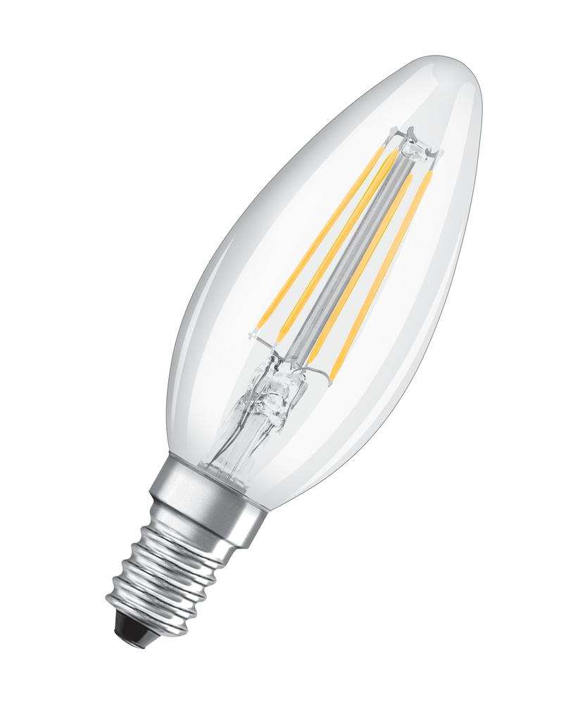 Osram LED BASE CLASSIC B 40 CL 4 W/2700K E14