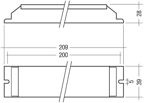 Tridonic EM35A BASIC