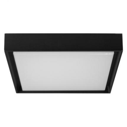 Brumberg LED wall surface mounted light 14W 230V structure black IP54
