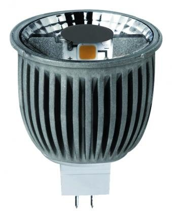 MEGAMAN LED MR16 dimmbar AC/DC12V 36° 8W-GU5,3/