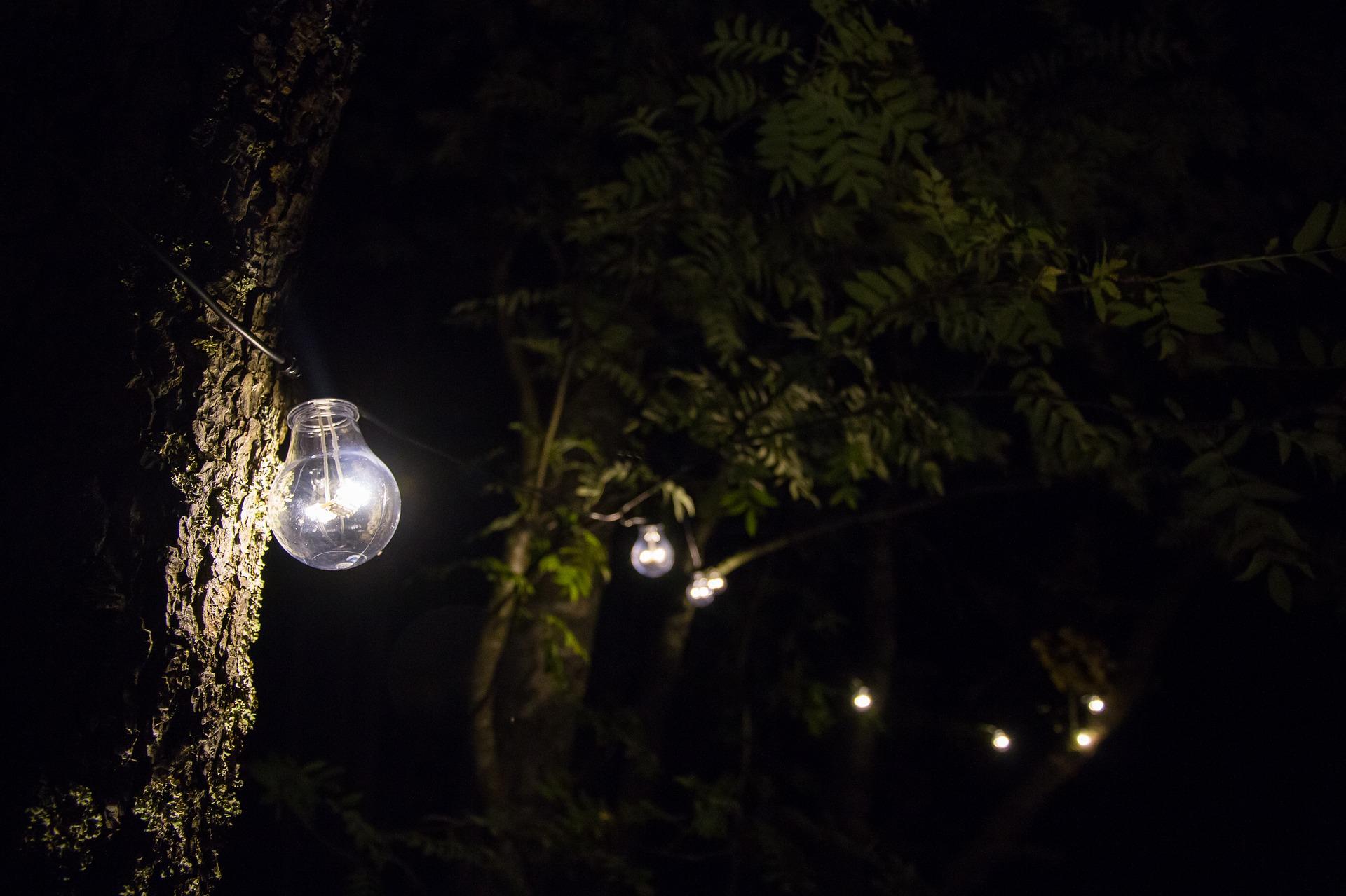 Beleuchtung Außen