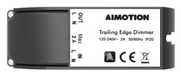 Aimotion 230V Trailing edge dimmer 460W