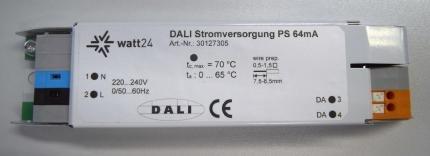 watt24 DALI power Supply PS 64mA