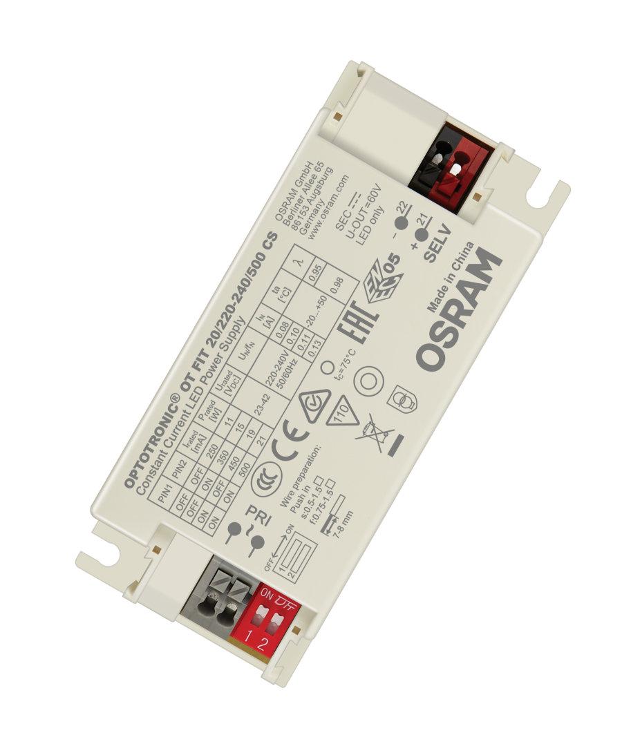 Osram LED driver OT FIT 20/220-240/500 CS G3 (generation 3)