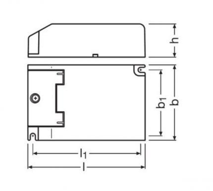 Osram LED-Treiber Element LD 38/220-240/900